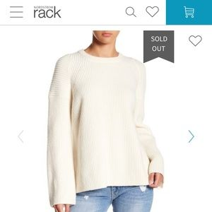 All saints Jago crew neck sweater
